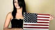 Woman-American-Flag-Usa-Liberty